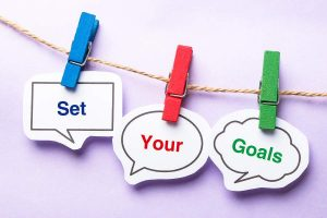 goal setting for kids - set your goals