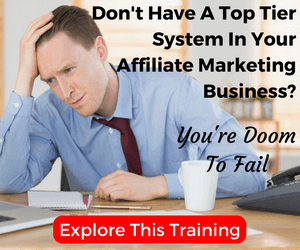 Top tier system - Explore this training