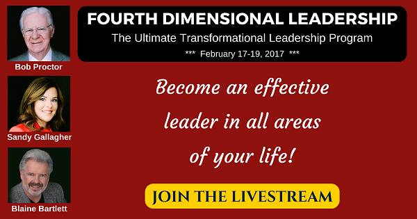 Fourth Dimensional Leadership Seminar, become an effective leader, join the livestream