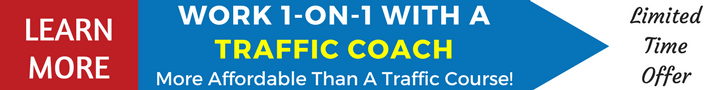 Work 1-on-1 with a traffic coach